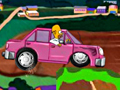 Game Homers Donut Run  online - games online