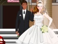 Game Barbie dressing for the wedding  online - games online