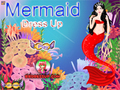 Game Fancy Mermaid Dress Up  online - games online