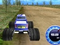 Game Monster Truck Adventure 3D online - games online