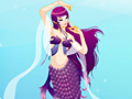 Game Incredible little mermaid online - games online