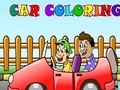 Game Car Coloring online - games online