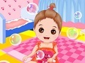 Game Baby Bubbles Dress Up online - games online