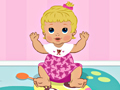 Game Baby Bubbles online - games online