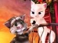 Game Talking cat Tom 4  online - games online