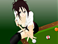 Game Sexy 8 Ball online - games online