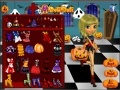 Game Halloween Doli Party online - games online