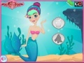 Game Dazzling Mermaid Makeover online - games online