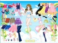 Game Air Fairy Dress up online - games online