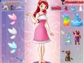 Game Glitter Fairy Princess Dress Up online - games online