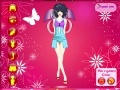 Game Butterfly Girl online - games online