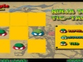 Game Ninja Turtles Tic-Tac-Toe online - games online