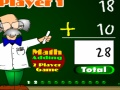 Game Two Player Math Game online - games online