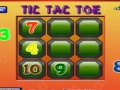 Game Numeric Tic Tac Toe online - games online