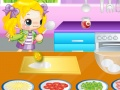 Game Cooking Delicious Pizza online - games online
