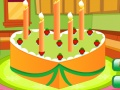 Game Big Cake Decor online - games online