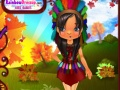Game Thanksgiving Doll online - games online