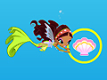 Game Winx Mermaid Layla  online - games online