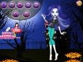 Game Spectra Monster High: APPAREL Woman  online - games online