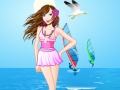 Game Barbie Summer Vacation online - games online