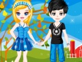 Game Cute Chibi Couple online - games online