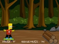 Game Bart Simpson Skateboarding online - games online