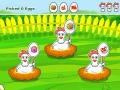 Game Pick my eggs online - games online