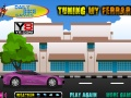 Game Tuning My Ferrari online - games online