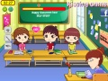 Game Classroom kiss online - games online