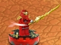 Game Battle Lego Ninjago online - games online