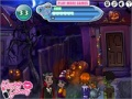 Game Halloween Kissing online - games online