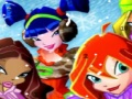 Game Winx hidden numbers  online - games online