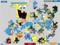 Game SpongeBob Dinner Jigsaw online - games online