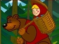 Game Masha and the Bear Mathematics  online - games online