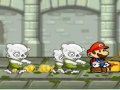 Game Mario Zombie Rampage online - games online