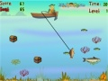 Game Lucky Fisherman online - games online