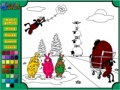 Game Wild Sheep Coloring online - games online