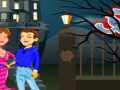 Game Halloween Scary Kiss online - games online