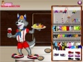 Game Wolf Dress Up online - games online