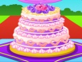 Game Exquisite Wedding Cake online - games online
