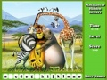 Game Madagascar Hidden Letters online - games online