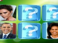 Game Celebrity Matching Game online - games online