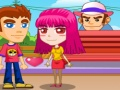 Game Romantic Kiss Challenge online - games online