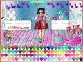 Game Birthday Party Coloring online - games online