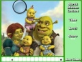 Game Shrek Hidden Letters online - games online