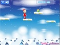 Game Christmas Girl Jumps online - games online