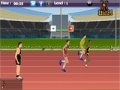 Game Olympics 2012 Hurdles online - games online