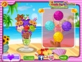 Game Fresh Icy Sundae online - games online