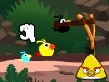 Game Angry Birds: cute birds forest online - games online