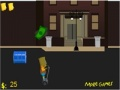 Game Bart Simpson Segway Riding online - games online
